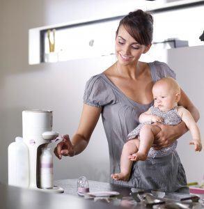 Le chauffe-biberon Bib Expresso est le préféré des mamans