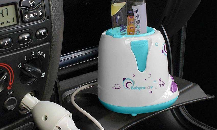 Un chauffe biberon voiture est un précieux allier en déplacement