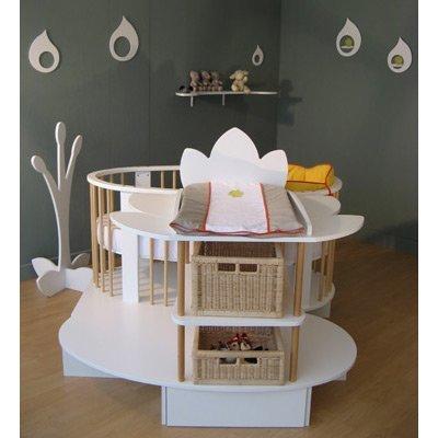 lit volutif dans une chambre denfant - Bebe Lit Evolutif