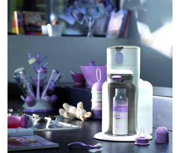 Le Bib Expresso Beaba, un produit fort utile pour les jeunes parents